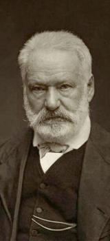 Where did Victor Hugo grew up?