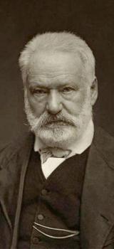 Where did Victor Hugo grew up?